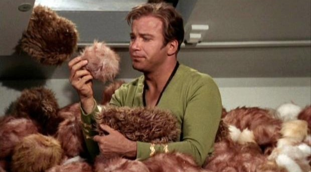 Cyber Assets Are Like Tribbles
