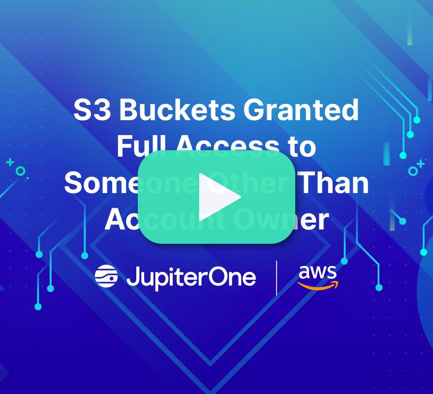 JupiterOne - Short Take Demo Video