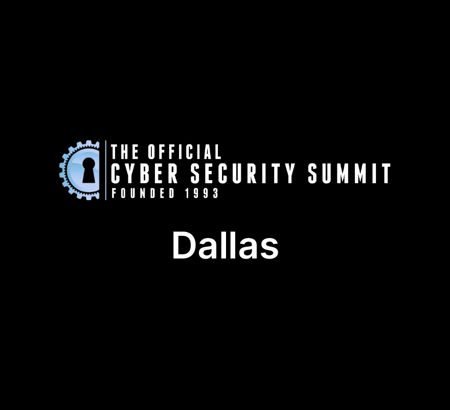 Featured Events Cybersecurity Summit Dallas