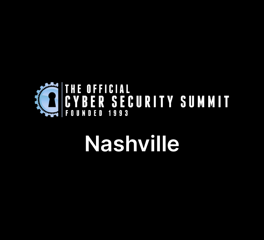 Featured Events Cybersecurity Summit Nashville